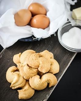 Butter Tea Cookies | 8 oz.