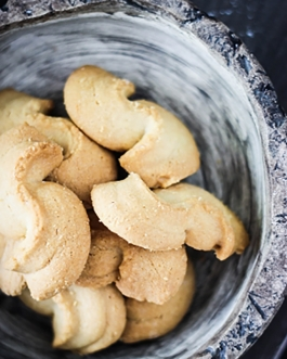 Butter Tea Cookies | 8 oz.
